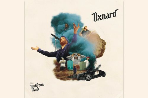 Anderson .Paak Returns With His Highly Anticipated 'Oxnard' Album