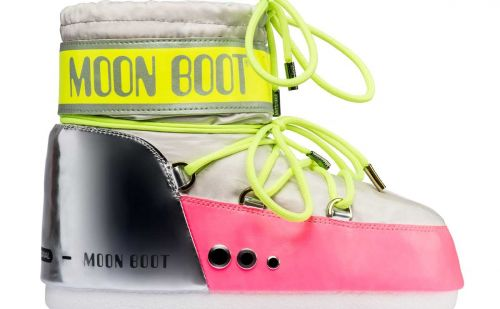 Moon Boot unveils its first summer collection
