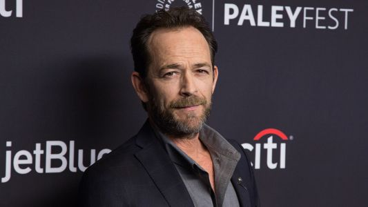 Here's What To Expect From The 'Luke Perry In His Own Words' Documentary