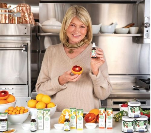 Martha Stewart's CBD Will Have You Feeling Some Type Of Way