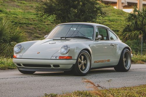 This Coveted '89 Porsche 911 Auctions For Less Than A Mil