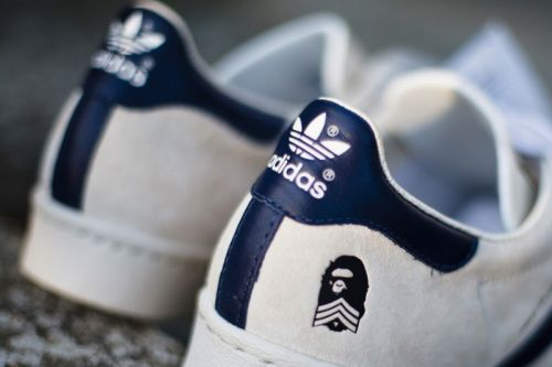A First Look at the Upcoming BAPE x adidas Collaborative Drop