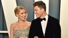 Scarlett Johansson & Colin Jost Wed in a Secret Ceremony & The Announcement Is Genius