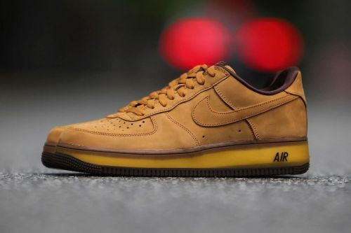 """Nike Revives 2001's Air Force 1 CO.JP """"Wheat"""""""
