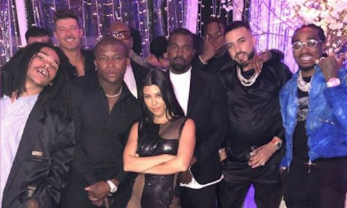 Kourtney Kardashian's Super Sexy 40th Birthday Party Was Stunning: See Photos Here!