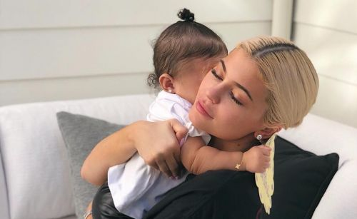 Kylie Jenner Says Her 'Life Didn't Start' Until She Had Stormi: 'I Was Definitely Made for This'