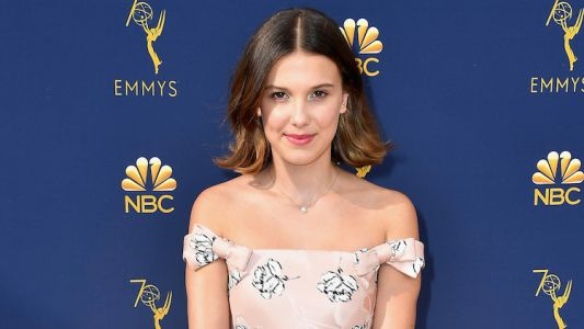 We Can't Get Over How Different Millie Bobby Brown Looked On The Emmys Red Carpet - Just Two Years Ago!
