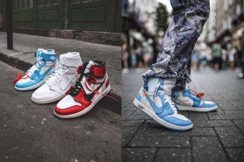 The Off-White™ x Air Jordan 1 Is Releasing in Kids Sizes
