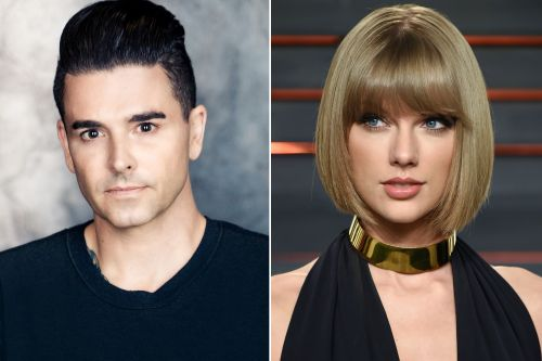 Dashboard Confessional frontman: 'I have an undying affection for Taylor Swift'