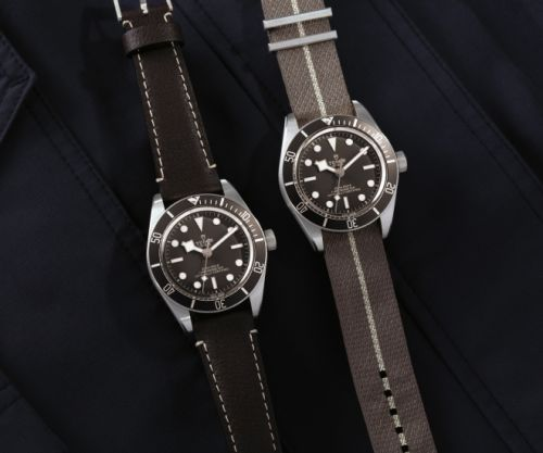 Enter Silver Age with Tudor Black Bay Fifty-Eight 925