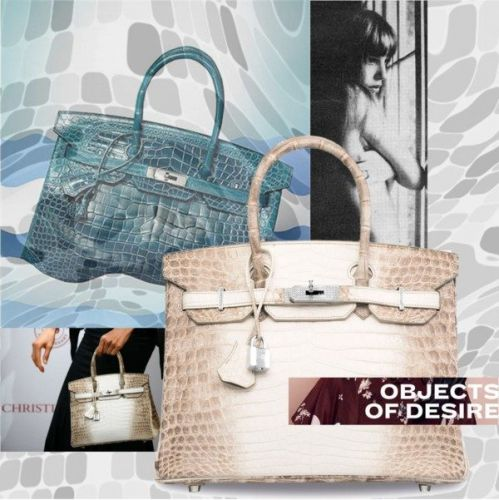 Hermès Birkin Auctioned for a Record Price