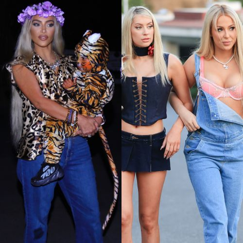 Boo! A Complete Roundup of This Year's Celebrity Halloween Costumes