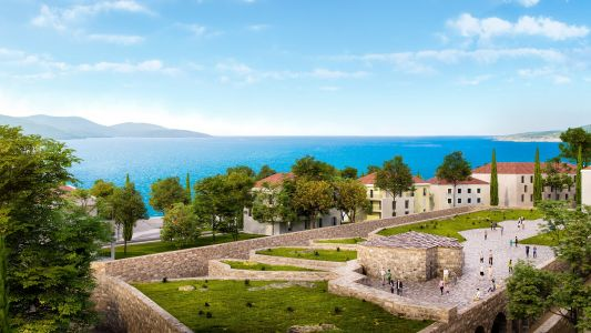 Lustica Bay Launches Centrale as New Hub