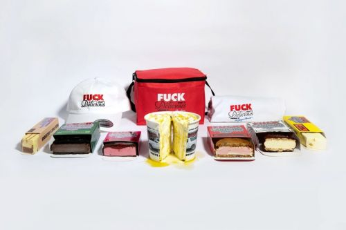 Action Bronson & Morgenstern's Finest Ice Cream Team Up On 'F*ck, That's Delicious' Holiday Package