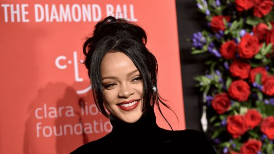 Rihanna and Her Famous Friends Shined Bright at the Diamond Ball