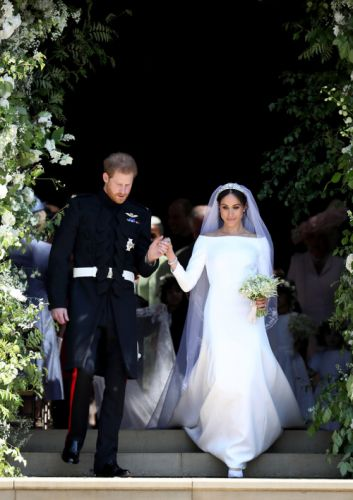 6 Of The Sweetest Moments Between Prince Harry and Meghan Markle