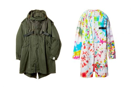 N.HOOLYWOOD Drops Limited Edition Tokyo Fashion Week Pieces