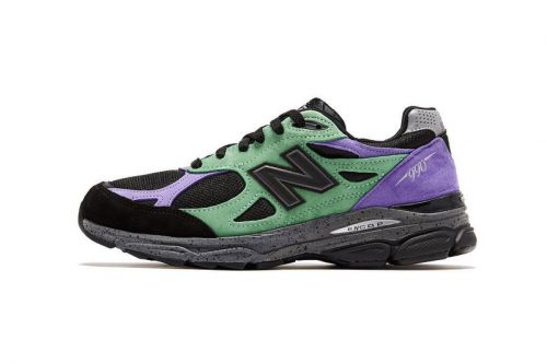 Stray Rats Reimagines New Balance's Signature 990v3 Model