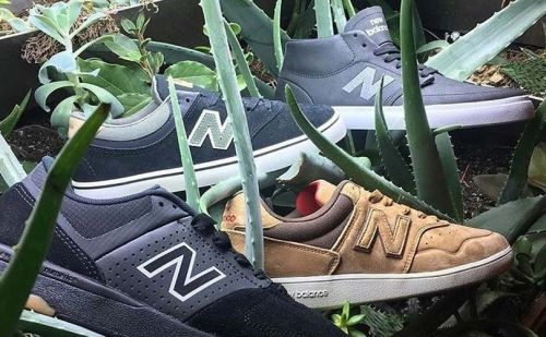 New Balance Numeric - a number in its own right