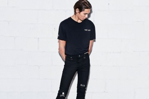 MASTERMIND Links Up With RtA for Blacked-Out Capsule