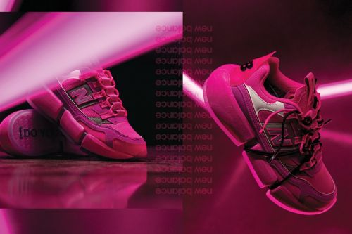 Jaden Smith and New Balance's Latest Vision Racer is Thinking Pink