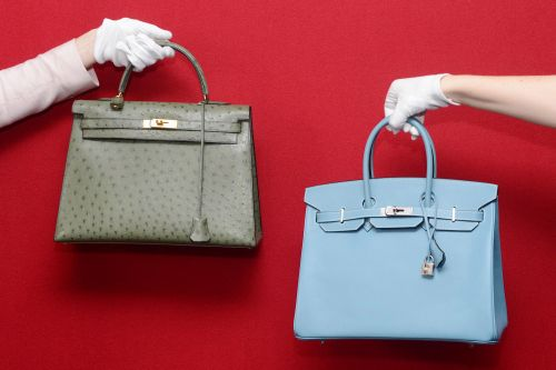 Demand for Hermes bags is booming despite the pandemic