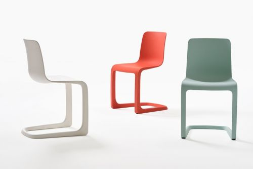 Vitra Launches Two New Sustainable Chair Models
