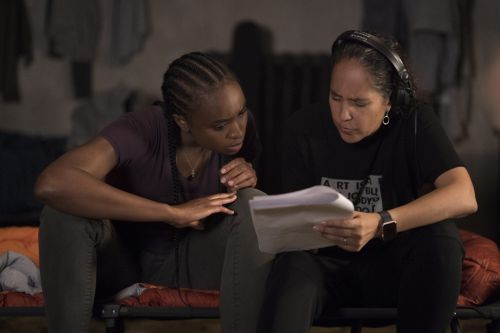 Why Gina Prince-Bythewood Puts 'Warrior Black Women' On Screen
