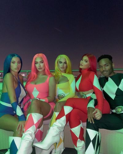 Kylie Jenner Claps Back After Troll Calls Her and Her Friends 'Plastic' on Halloween Video