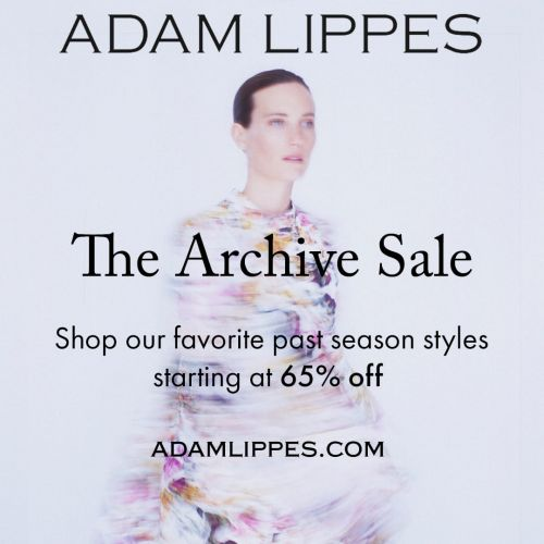 Adam Lippes Archive Sale