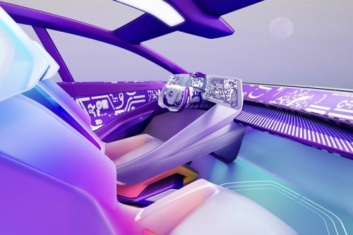 Ondrej Zunka and Lexus Head Into the Future With Virtual Interiors for the LF-Z Electrified