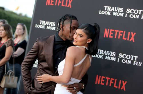 Kylie Jenner Sweetly Recalls Getting 'Matching Little Butterfly Tattoos' With Travis Scott