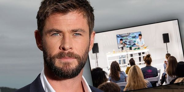 Chris Hemsworth Launches Personalized Health and Fitness App Centr
