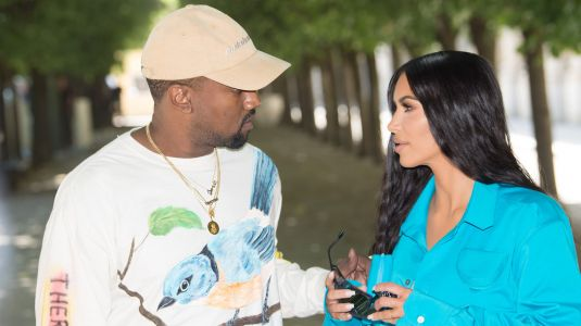 Kim Kardashian Says She 'Gets In Trouble' With Kanye West When She Posts Revealing Pics
