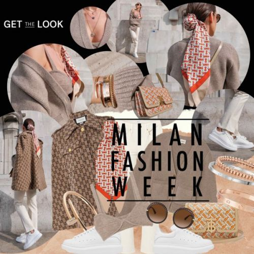 My Look: Milan Fashion Week