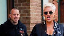 Pink Goes In On Stranger Slamming Husband Carey Hart's Parenting Skills