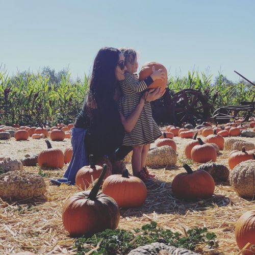 Girls' Day! Nikki Bella Goes on 'Special Date' With Niece Birdie Danielson to the Pumpkin Patch