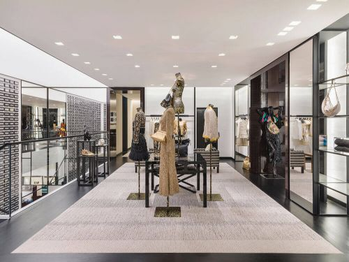Step Inside Chanel's Newly Refurbished Sloane Street Boutique