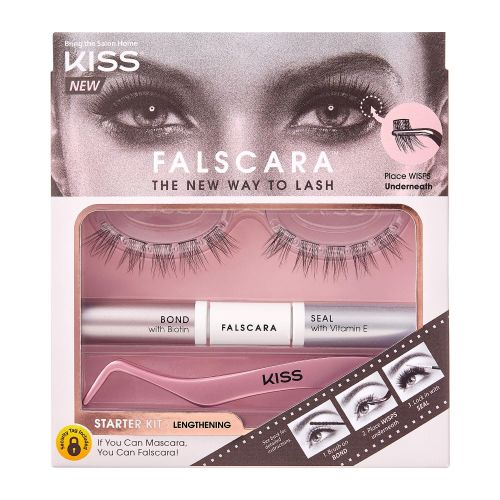 These Are The Easiest False Lashes I've Ever Applied