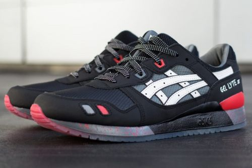 "ASICS & Hasbro Deliver ""Storm Shadow"" & ""Snake Eyes"" GEL-Lyte IIIs for 'G.I. Joe' Collection"