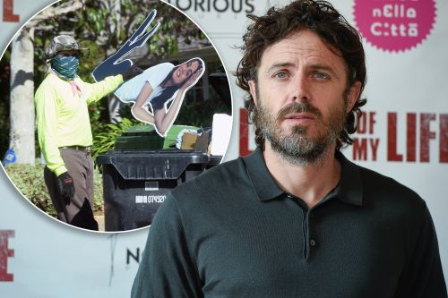 Casey Affleck confirms he didn't throw out the Ana de Armas cutouts