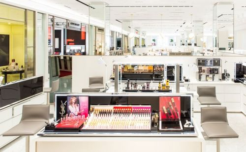 Saks Fifth Avenue debuts new beauty floor at New York flagship