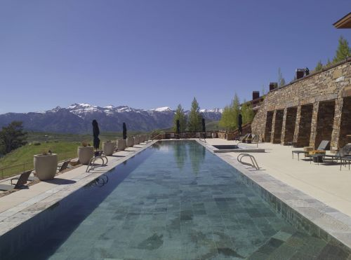 Old West Meets Healing Wellness At Amangani