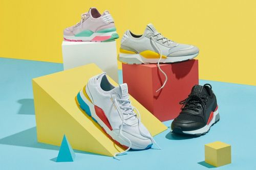 "PUMA Debuts Gaming-Influenced RS-0 ""Play"" Pack"