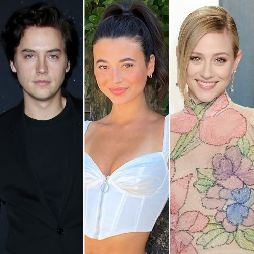 Cole Sprouse Seemingly Moves On With Reina Silva 7 Months After Lili Reinhart Split