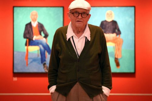 David Hockney Claims Title for World's Most Expensive Artwork by Living Artist