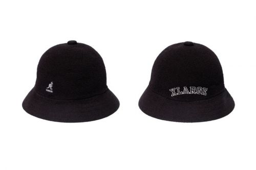 XLARGE® Connects With Kangol on Limited Bermuda Casual Hats