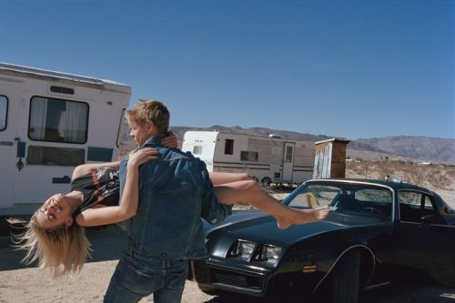 THRILLS Heads to the Desert With New Denim Collection