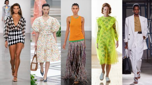 8 Top Trends From the New York Spring 2020 Runways
