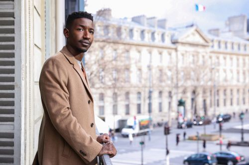 'Uncorked' star Mamoudou Athie learned a lot about wine in Netflix movie